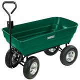 Draper 52628 GTC/HD Heavy Duty Tipping Cart
