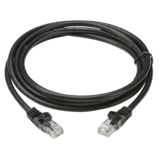 Knightsbridge NETC610M 10M UTP Cat6 Neworking Cable - Black