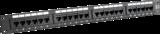 "Knightsbridge PPC24 1U 24 Port 19"" Cat5E RJ45 Patch Panel"