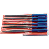 Draper 14185 WFS6 6 Piece 100mm Warding File Set With Handles