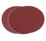 Draper 25975 SD6 150mm Assorted Aluminium Oxide Sanding Discs Pack Of