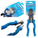 Silverline 868685 Multi-Function Side Cutting Pliers 200mm
