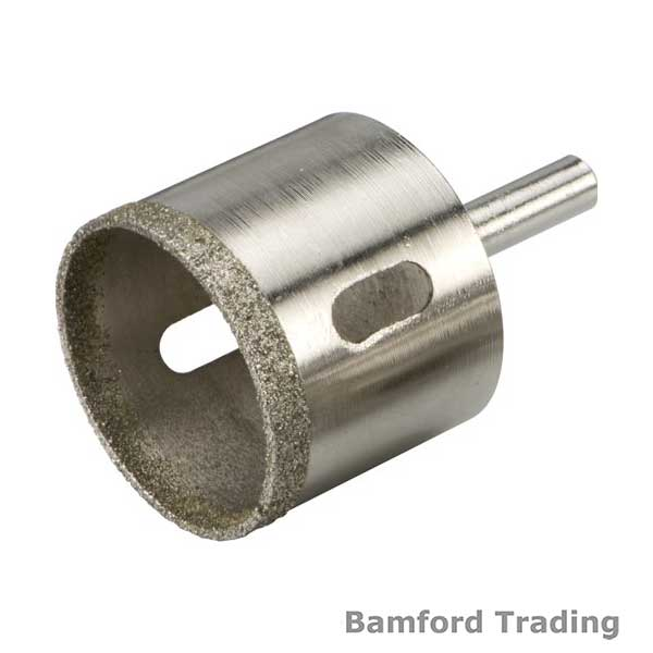 DIAMOND TILE TILING HOLE SAW DRILL CUTTER HOLESAW BIT
