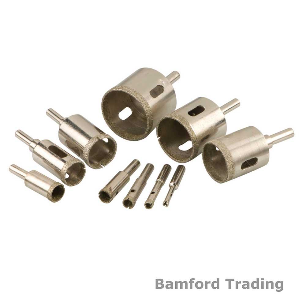 Diamond Holesaw Ceramic Tile Tiling Drill Bit Hole Cutter 4mm-45mm 6mm 16mm