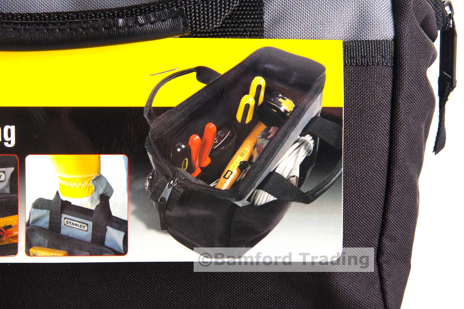 Stanley 1 93 330 Compact 12 Inch Toolbag For Electricians