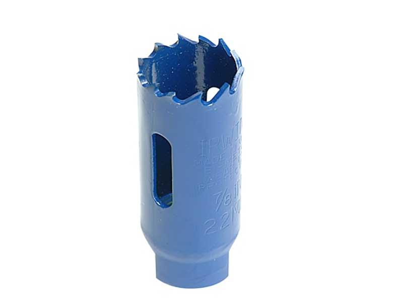 Irwin 14mm Bi Metal Holesaw High Speed 9l 14mm Diameter Hole Cutting Cutter