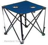 Draper 89467 Folding Square Camping Table