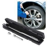 Silverline 633567 Torque Wrench Socket Ratchet 28-210Nm