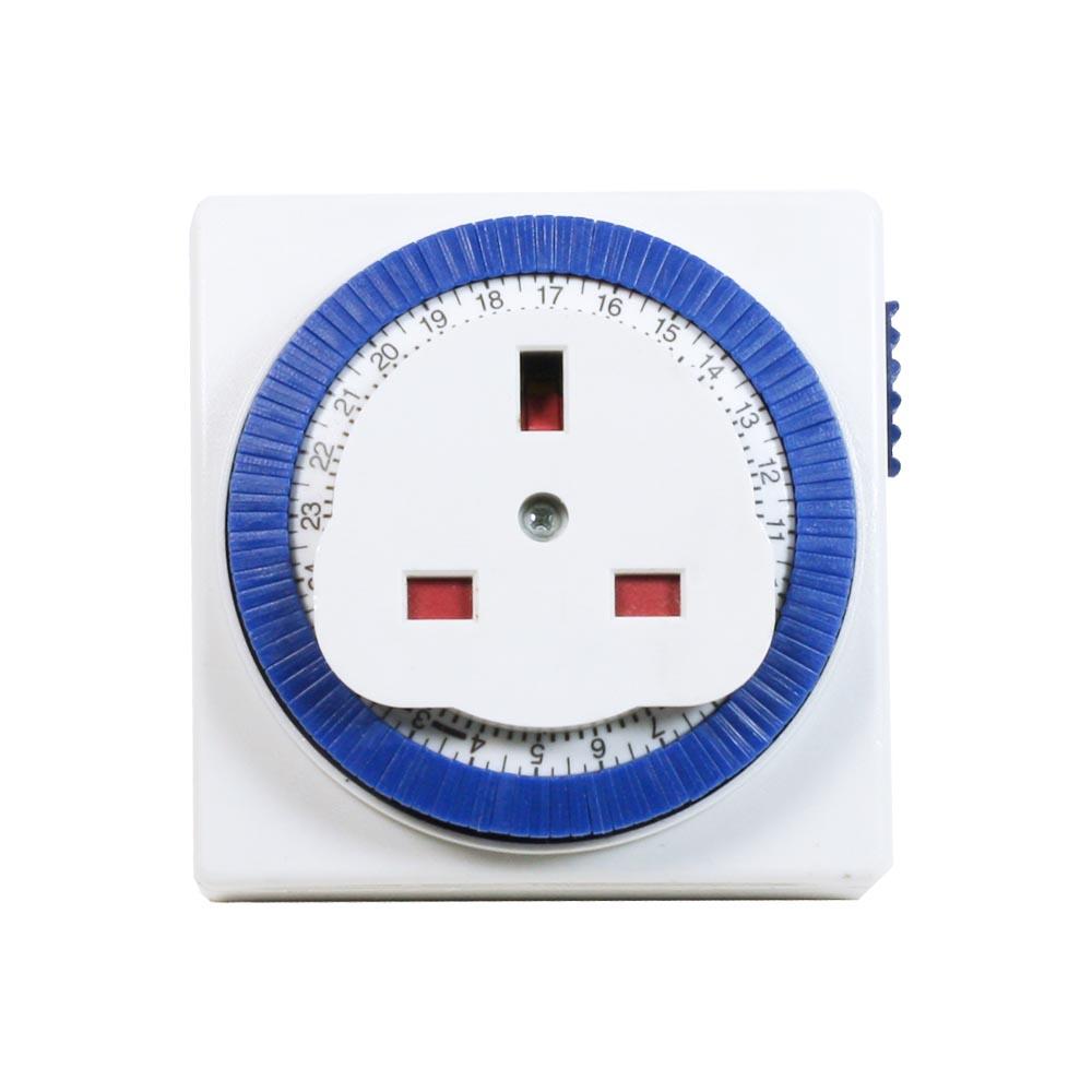how to set automatic plug timer