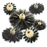 Bailey Brothers Chimney & Flue Sweeping Brushes