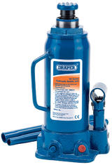 Draper 04980 BJ10 10 Tonne Hydraulic Bottle Jack