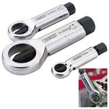 Draper 55108 NC922 9mm - 22mm Capacity 3 Piece Nut Splitter Set