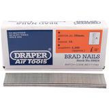 Draper 59824 AAN20 20mm Brad Nails (5000)