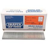 Draper 59826 30mm Brad Nails (5000)