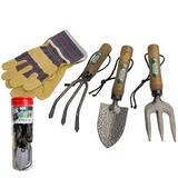Draper 28799 YG4 Young Gardener 4 Piece Gardening Tool Set