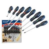 Draper 07511 866/8 Screwdriver Set 8 Piece