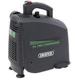 Draper 24973 DA0/162 230V 1.1kW (1.5hp) Oil-Free Air Compressor