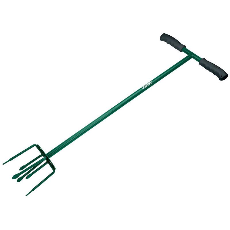 Draper Hand Cultivator Tiller Long Handled Weeder Garden Soil Tool 6 Prong Claw Ebay