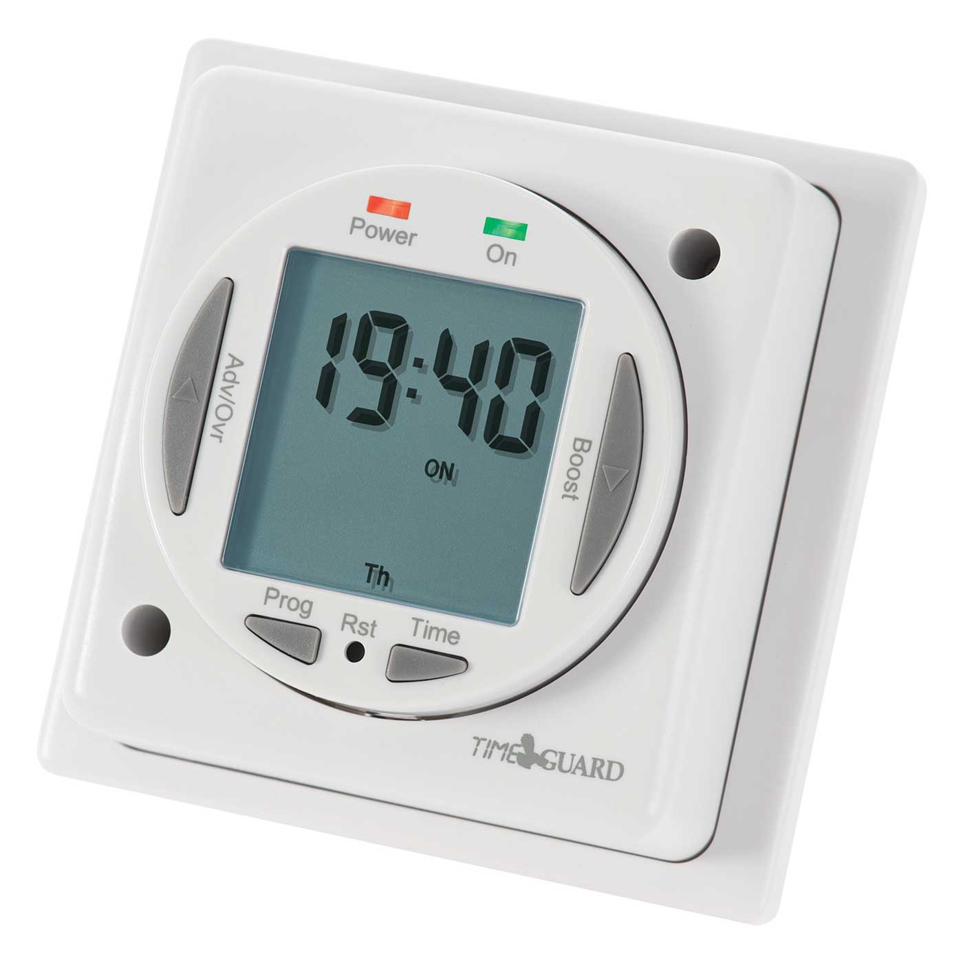 Digital immersion timer