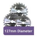 127mm Diameter Circular Saw Blades