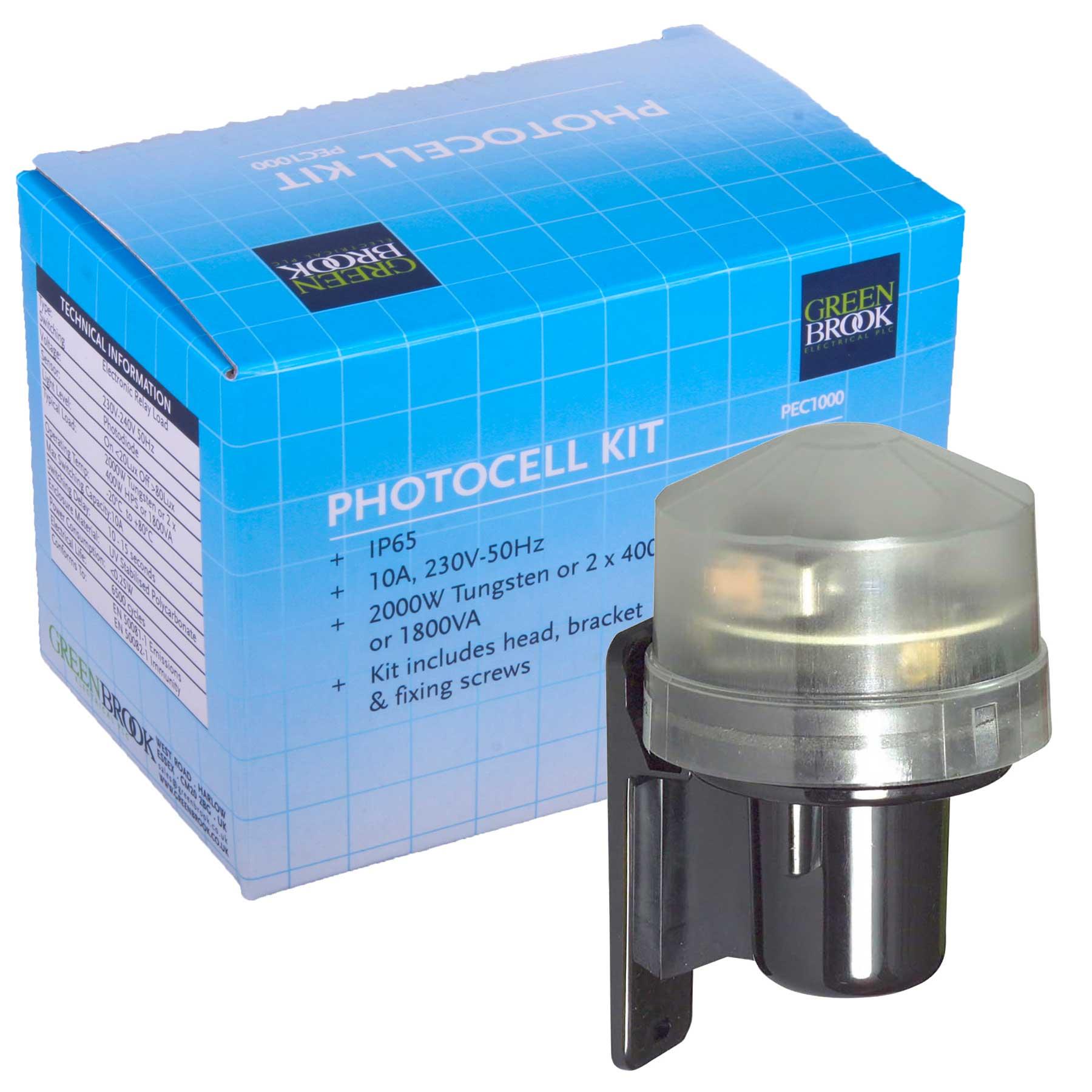Dusk Till Dawn Sensor Light Switch Photoelectric External