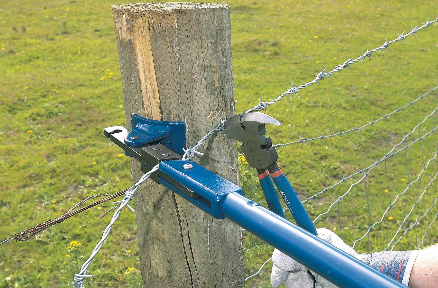 Draper Wire Stretcher - WIRE Center •