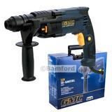 GMC 434367 550W SDS Plus Hammer Drill SDSHD550