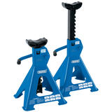 Draper 30878 AS2000RA 2 Tonne Ratcheting Axle Stands (Pair)