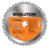 Evolution Rage 185mm Replacement Multipurpose Blade