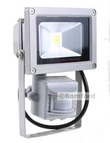 Silverline 259800 10W COB LED Floodlight with PIR