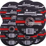 Silverline 103662 Professional Metal Slitting Disc Flat