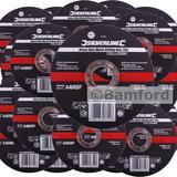 Silverline 103662 Professional Metal Slitting Disc Flat