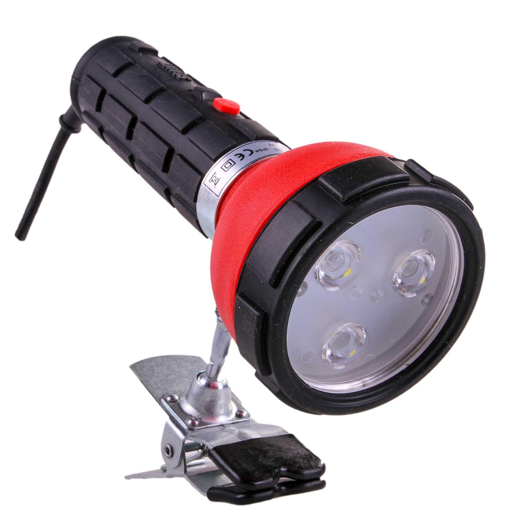 Sealey ml wp led v garage inspection lamp high output
