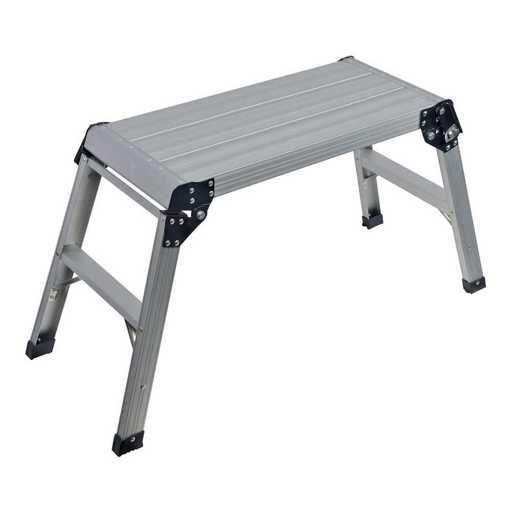 Silverline 640000 Folding Aluminium Step Up Work Platform