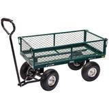 Draper 58552 GMC Steel Mesh Garden Cart Trolley