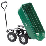 Draper 58553 GTC Garden Tipper Cart Trolley