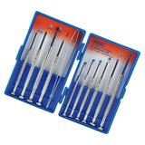 Draper 15631 PS1102/B 11 Piece Jewellers Precision Screwdriver Set