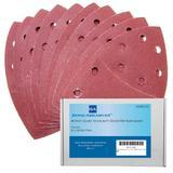 40 Bond Sanding Sheets For Bosch PSM 100A Detail Palm Sander 120 Grit (Fine)