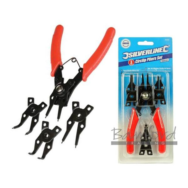 External Circlip Set Circlip Removal Pliers Set