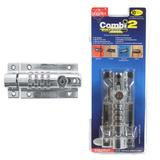 Henry Squire Combi 2 Recodeable Locking Bolt 125mm - Chrome