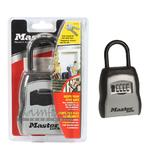 Masterlock Portable Shackled Combination Lock Key Safe