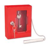 Sterling Emergency Break Glass Fronted Key Box Case