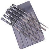 Draper 36324 48836C 6 Piece 140mm Needle File Set