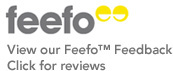 View our Feefo Feedback