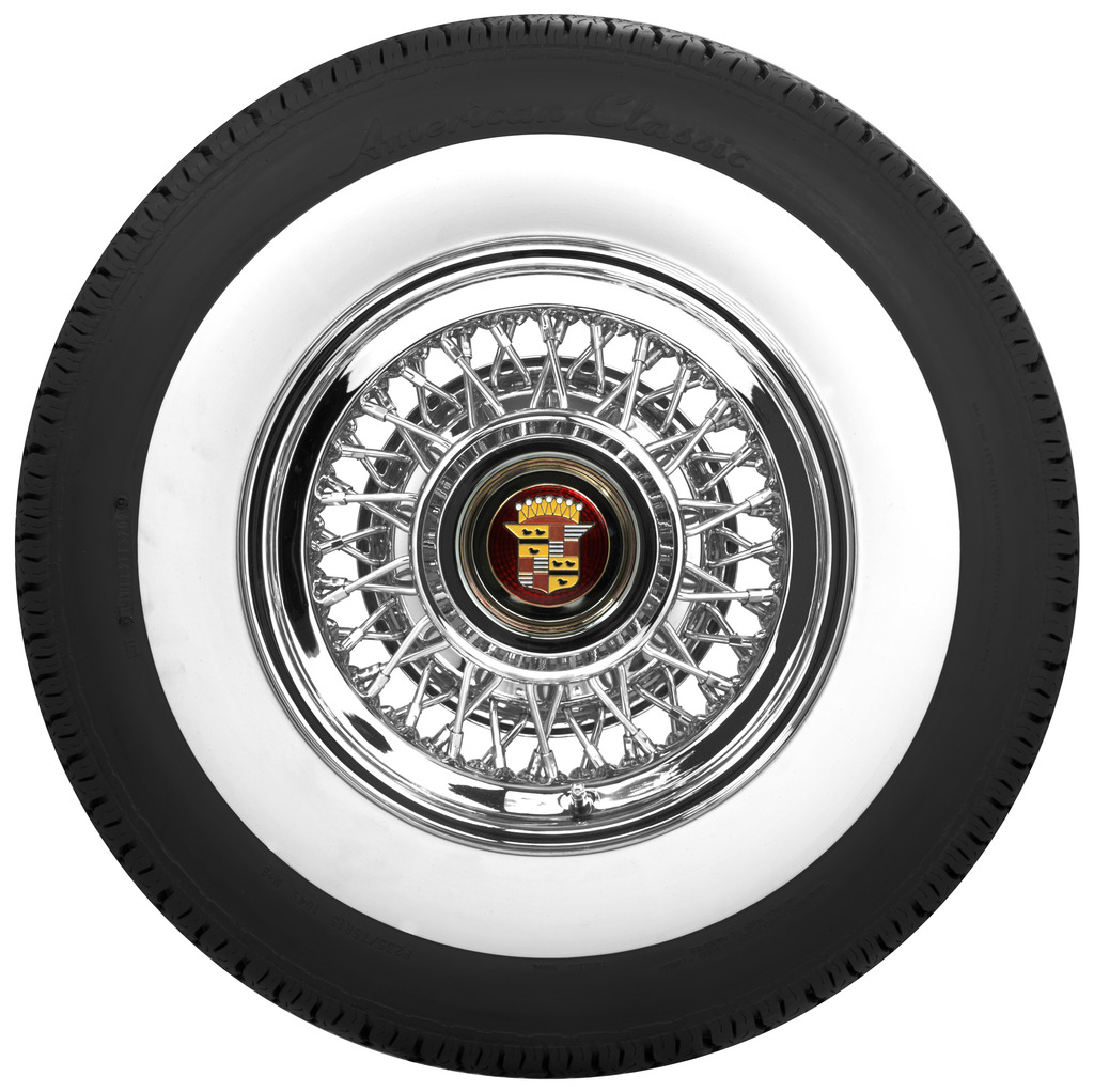 American classic 3 white wall radial tire set of 4 save for American classic 3