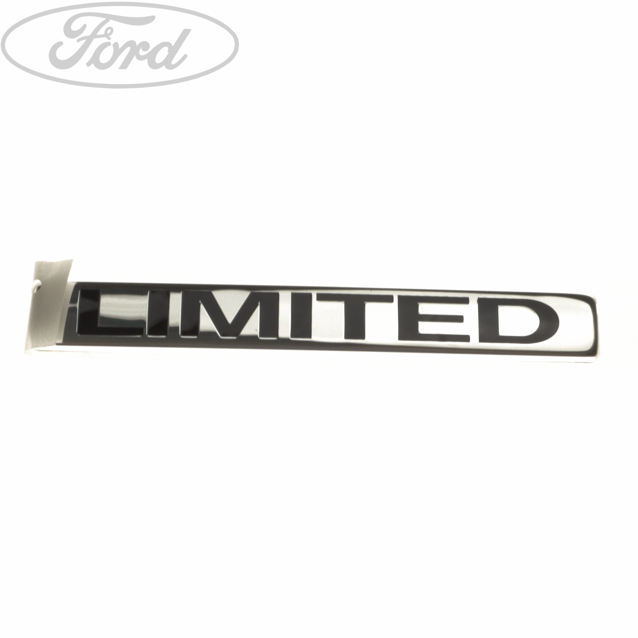 Genuine Ford Transit Limited Rear Door Name Plate Badge