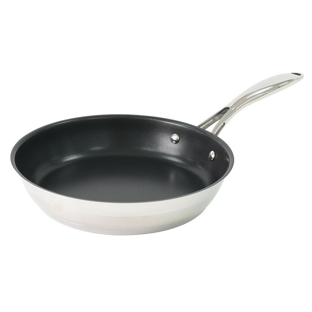 ProCook Professional Stainless Steel Induction Non-Stick Frying Pan 20cm