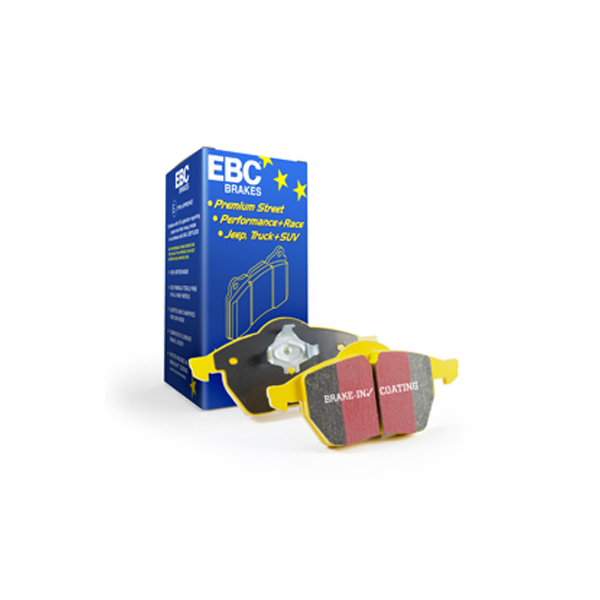 EBC Front Yellowstuff Brake Pads DP42113R Fast road and Track