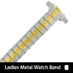 Ladies Metal Watch Bands