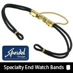 Specialty End Watch Bands